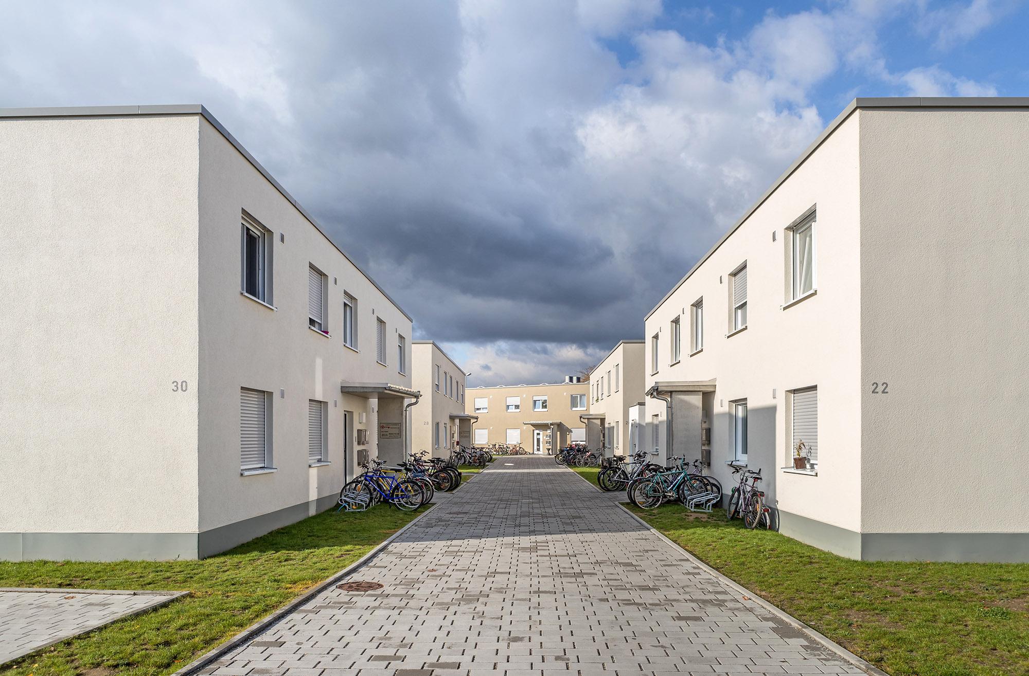 Flüchtlingswohnheim Lampertheim