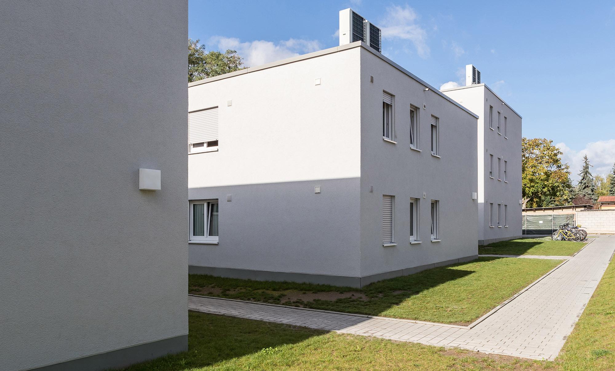 Flüchtlingswohnheim Bensheim