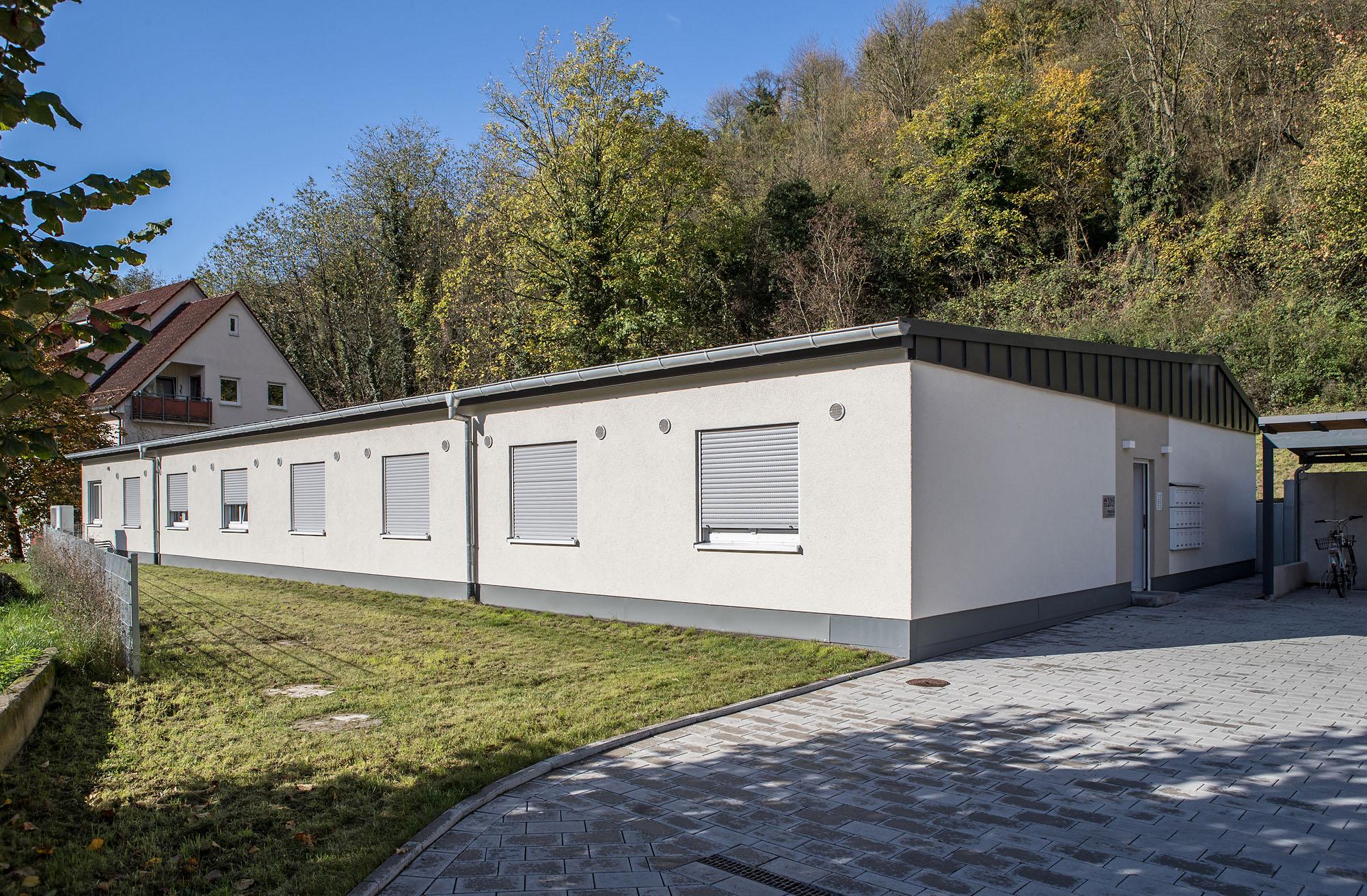 Obdachlosenheim Heppenheim